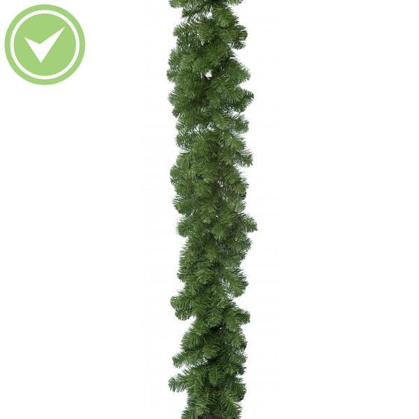 Guirlande canadien guirlande artificielle maison et fleurs for Guirlande fleurs artificielles