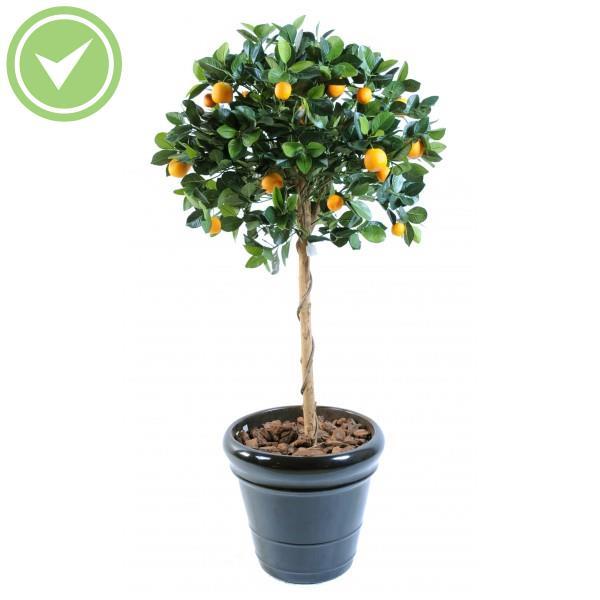 oranger plante artificielle m diterran enne maison et fleurs. Black Bedroom Furniture Sets. Home Design Ideas