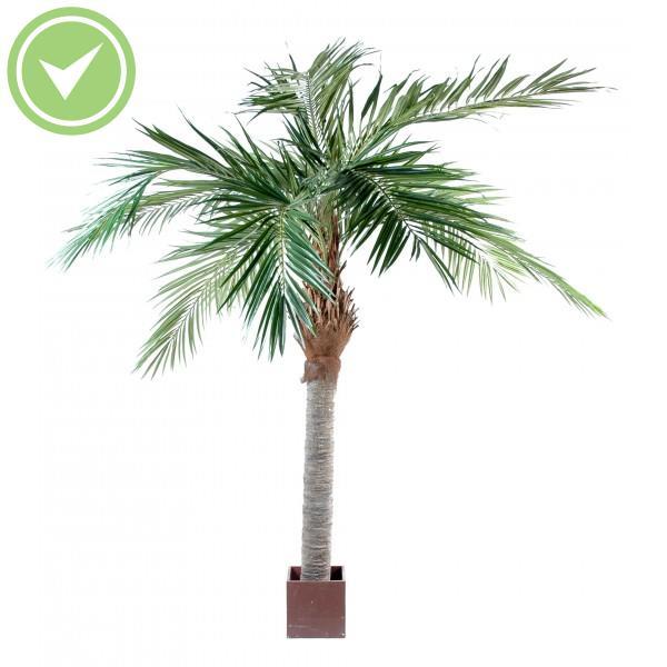 Feuille de palmier artificielle pas chere maison et fleurs for Palmier artificiel interieur